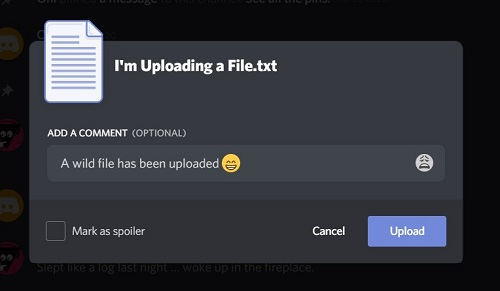 File downloaded