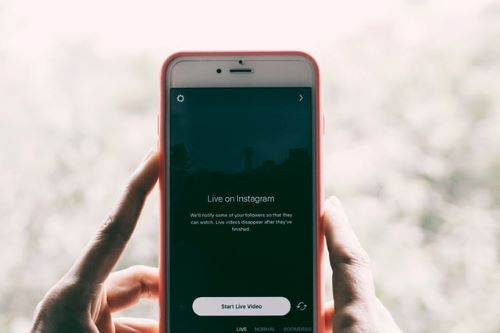 go live on instagram