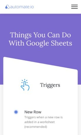 google sheets to google drive