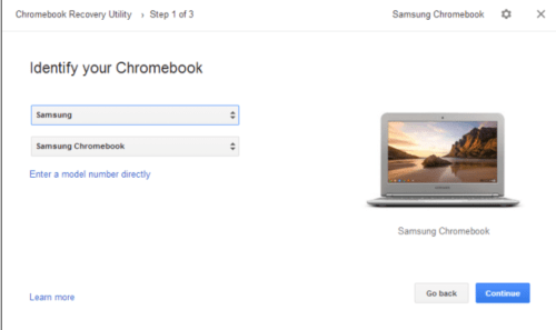 hard reset a chromebook