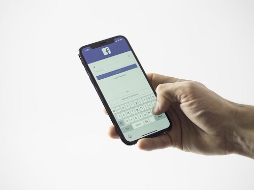 How to reset Facebook application password on an Android device