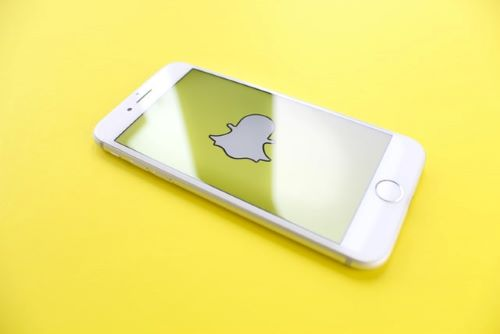 how to turn video for snapchat