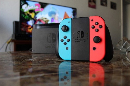 nintendo switch not turning on - what to do