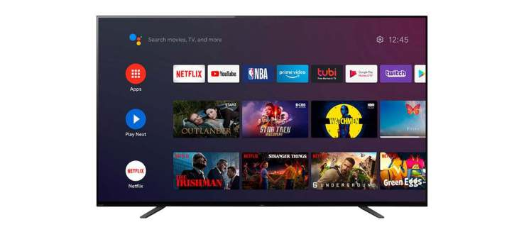 how to update apps on a sony smart tv