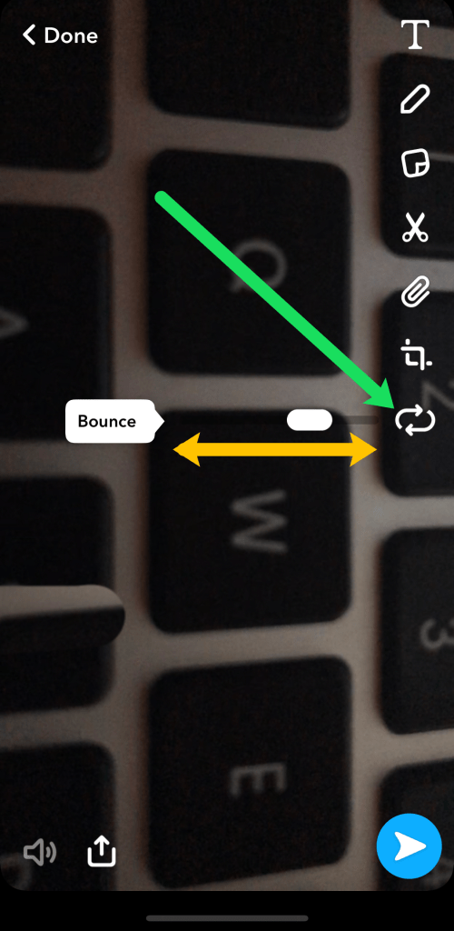 How To Create A Boomerang On Snapchat