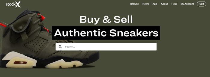 How to Find Used Shoes on StockX