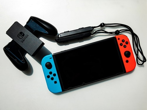 nintendo switch what are usb ports for
