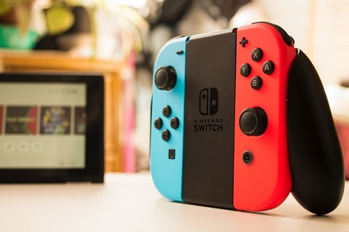 send a nintendo switch in for repair