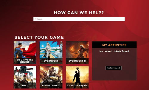 How to Delete H1Z1 Account