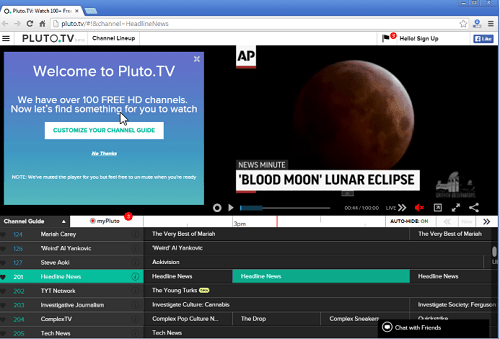How to Remove Pluto TV from Computer