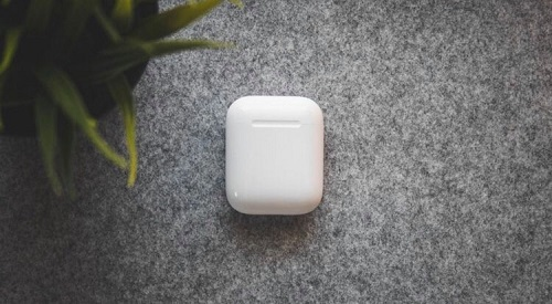 Airpods on Iphone X