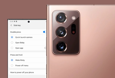 How to turn off Bixby on Galaxy Note 10 Plus