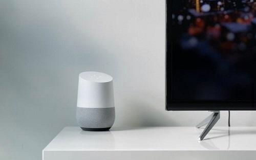 Google Home Turn on TV