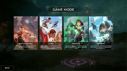 spellbreak how to play duos - game mode