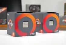 Ryzen 2nd Gen Processors
