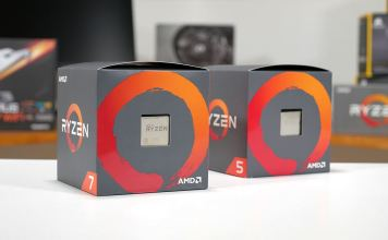 Ryzen 2nd Gen Processors