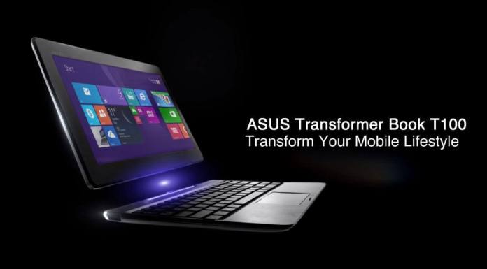 ASUS T100 10-Inch tech jusice