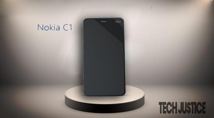 Nokia c1 tech justice