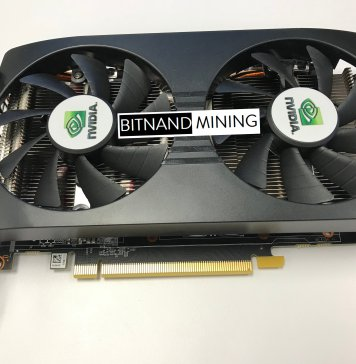 BITNAND graphics card