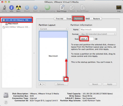 resize mac partitions - 03