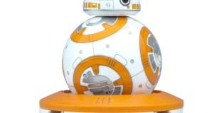 يمكنك الآن اقتناء روبوت BB-8 من سلسلة أفلام حرب النجوم