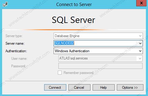 SQL Server 2016 Cluster Kurulum Bölüm4