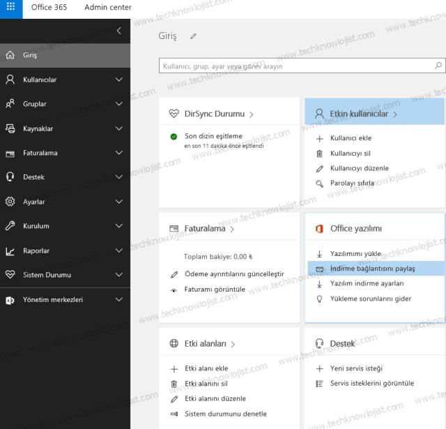 Office 365 Etki Alanı Ekleme Nasıl Yapılır