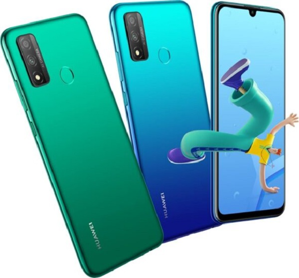 Huawei quietly releases P Smart