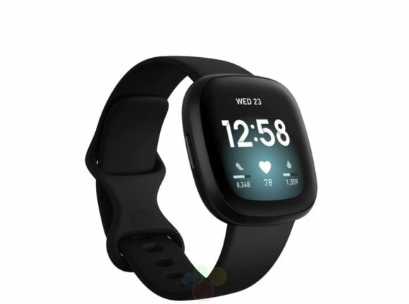 Leaked images of Fitbit Versa 3 and Fitbit Sense