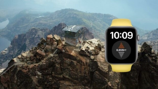 Apple Watch Series 6 official