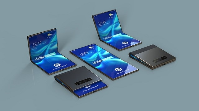 HP is working on a foldable