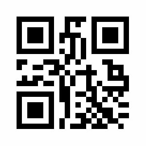 scan QR code iPhone