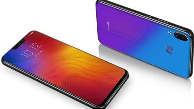 lenovo z5 official