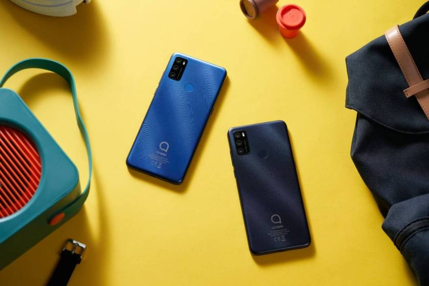 Alcatel 1S and 3L official