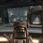 You can choose an alternate timeline in Wolfenstein: The New Order 2