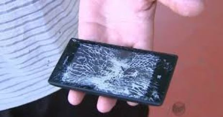 Lumia 520 stops a Bullet. 1