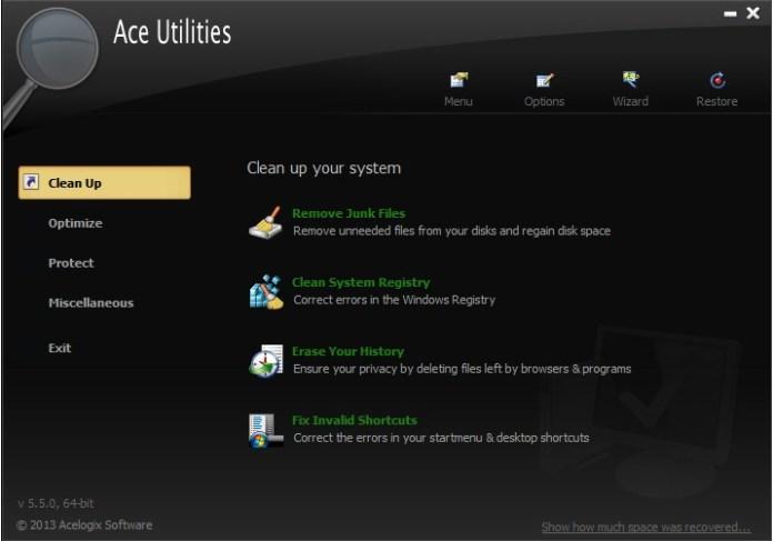 ace utilities-tech legends