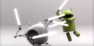 android vs iOS8