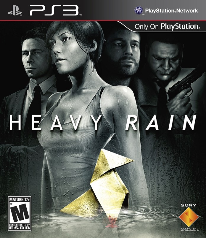 The Time Traveler's Review: Heavy Rain (PS3) 1