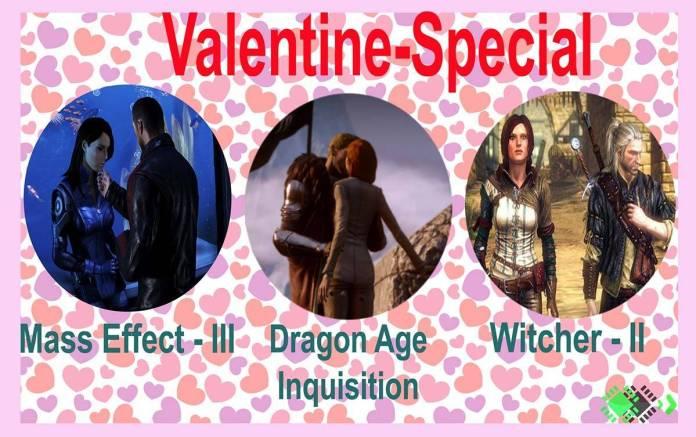 valentine's tech legends