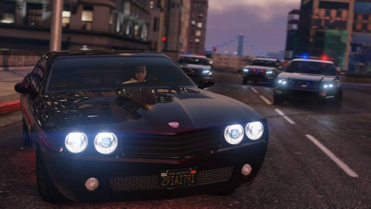 Rockstar Reveals GTA V PC Screenshots 6