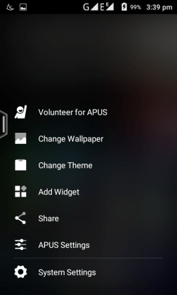 APUS Launcher Gets a damn Good Makeover 9