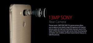 elephone p7000 camera