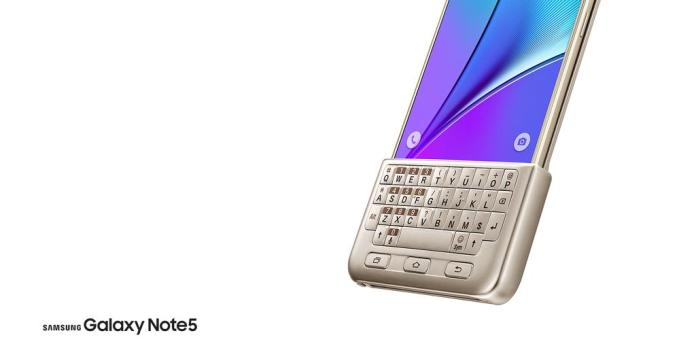 Note 5 keyboard