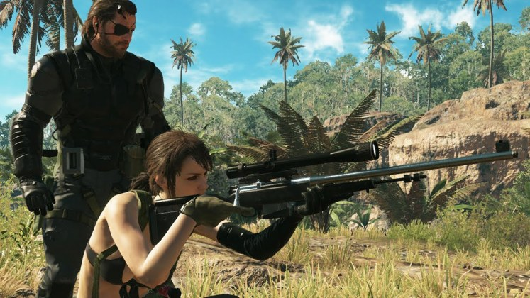 7 Exciting Things about Metal Gear Solid V: The Phantom Pain 3