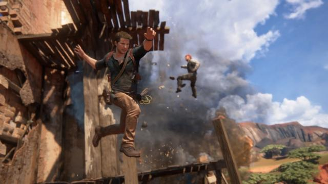 New Uncharted 4 Screenshots Will Really Tempt You To Buy A PS4 5