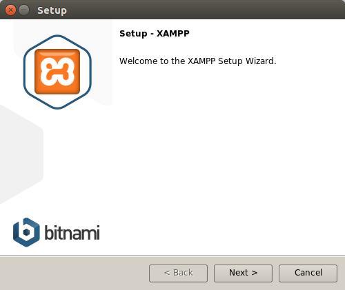 xampp setup