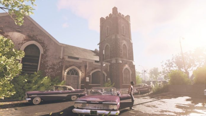 Mafia 3 visuals