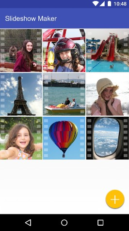 slideshow maker - apps like flipagram