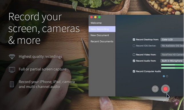screen recorders for mac - screenflow